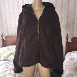 Brown Croft & Barrow jacket, Large